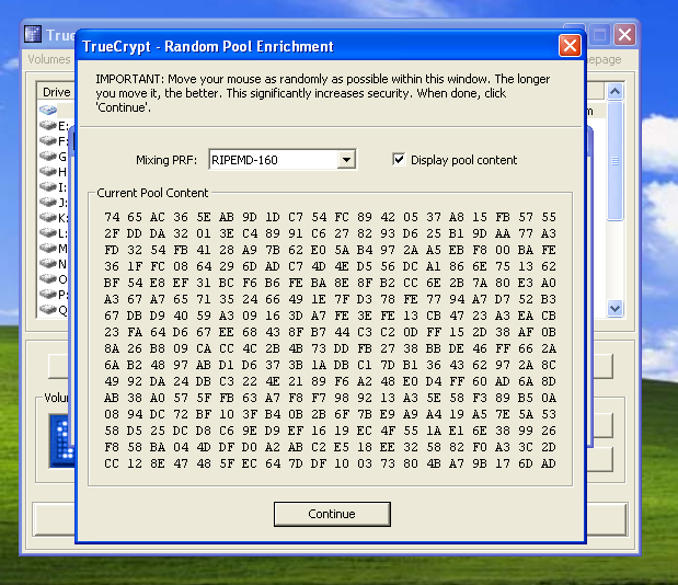 how to change the encrypted password in excel