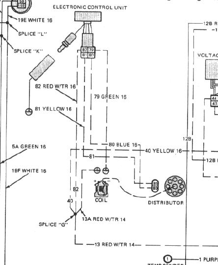 jeep cj7 ignition module diagram  jeep  free engine image