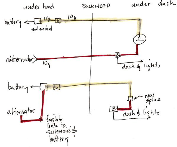 Ammerter Be Gone-wiring Question
